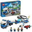 LEGO CITY POLICE HELICOPTER TRANSPORT