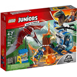 Lego Juniors Petrandon Escape 10756