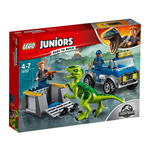 Lego Juniors Raptor Rescue Truck 10757