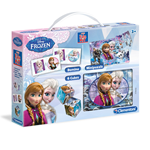 Mini Edu Kit 3 u 1 Frozen 3+