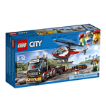 Lego City Heavy Cargo Transporter