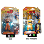 Dragon ball Z figura original collection 4+