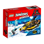 Lego Juniors Batman protiv Frezze 10737