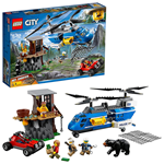Lego City Mauntain Arrest 2018 60173