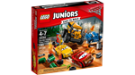 Lego Juniors Thunder Crazy 8 Race Cars 10744