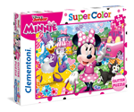Puzle Super Color 104 Minnie Mouse 5+