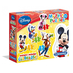 Moje Prve Puzzle Mickey Mouse Clubhouse 2+