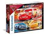 Maxi Super Color Puzzle 104 Cars