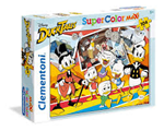 Maxi Super Color Puzzle 104 Duck Tales