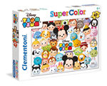 Super Color puzzle 60 Tsum Tsum 6+
