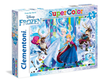 Super Color puzzle 60 Frozen
