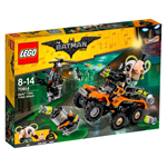Lego Batman Movie truck attack 70914
