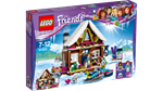 Lego Friends Snow Resort 41323