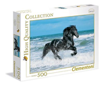 High Quality Collection 500 Black Horse