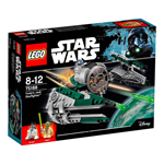 Lego Star Wars Yodas Jedi Starfighter 75168