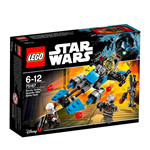 Lego Star Wars Bounty hunter 75167