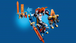 LEGO NEXO KNIGHTS TECH WIZARD 72004
