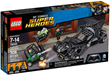 LEGO SUPER HEROS KRYPTONITE INTERCEPTION 76045