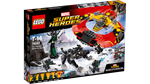 Lego kocke Superheroes Thor-The Ultimate Battle for Asgard 76084