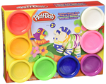 Play Doh plastelin Rainbow Starter set