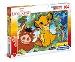 Puzle Clementoni 104 Lion King