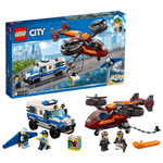 Lego City policija Diamond Heist