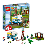 Lego Juniors Toy Story kamper