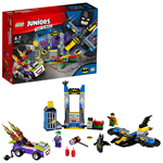 Lego Juniors The Jocker Batcave Attack