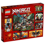 LEGO NINJAGO DRAGON'S FORGE 70627