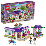 Lego Friends Emma's Art Cafe 41336