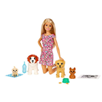 Barbie lutka Doggy day care