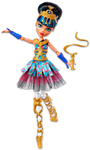 Monster High Lutka balerina FKP60