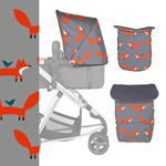 Cosatto Giggle Mix presvlaka Mister Fox
