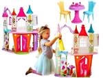 Barbie Dreamtopia Sweetville Castle DYX32
