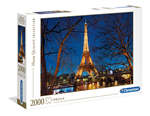 Puzzle Clementoni High Quality Collection 2000 Paris