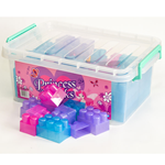 Kockaline Princess blocks 60 pcs
